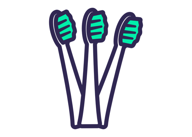 Zana Electric Toothbrush Replacement Heads Icon