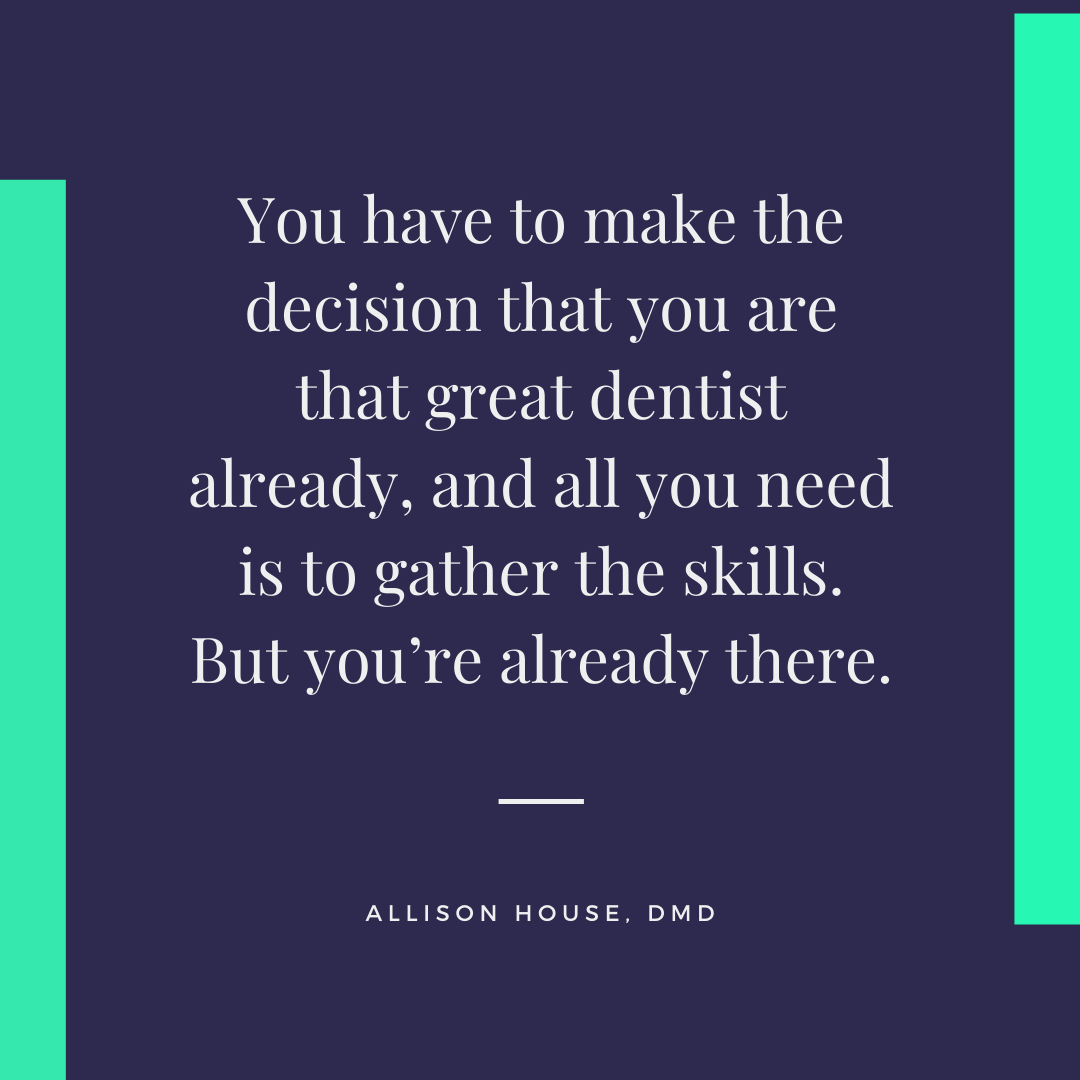 One Decision Away quote